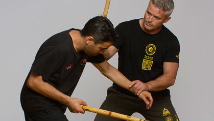 Armed Combat Essentials - Sifu Benno Wai & Ryan