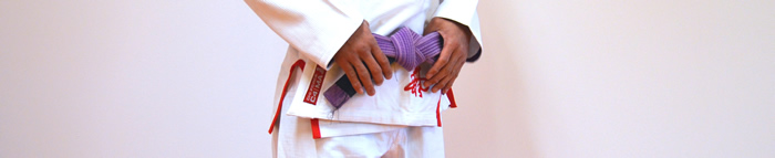 Brazilian Jiu Jitsu - Levels - Purple Belt