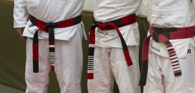 Brazilian Jiu Jitsu - Levels - Black / Red Belt
