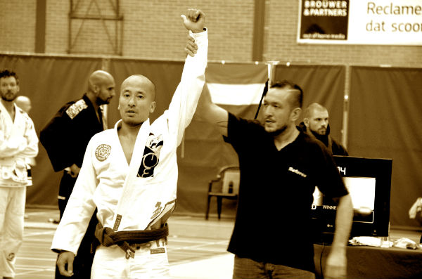 Brazilian Jiu Jitsu - Sifu Pele - Competition Win