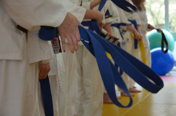 Jing Wu Warriors - Blue Belt