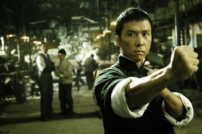 Wing Chun - Donny Yen as Ip Man