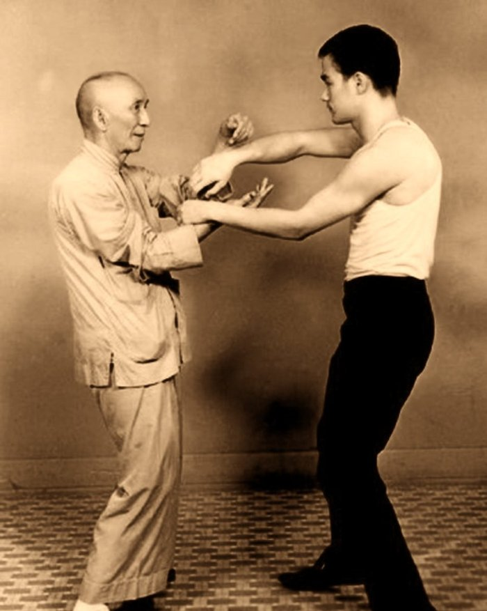 Wing Chun - Ip Man & Bruce Lee